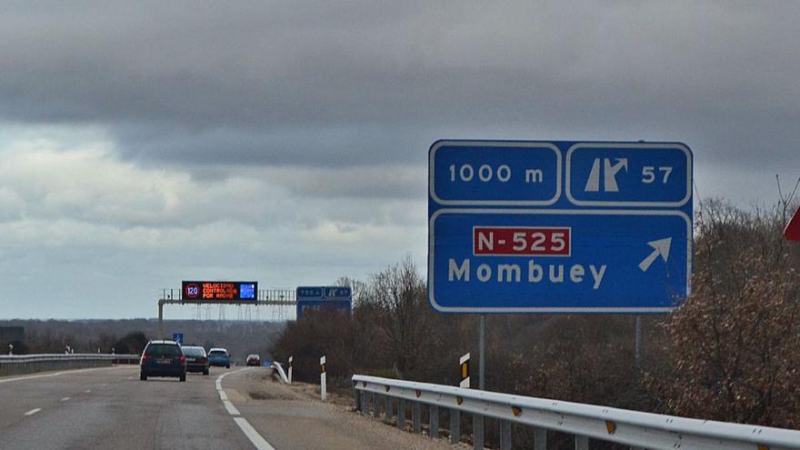 Las autovías A-66, A-6 y A-52 copan las infracciones por exceso de velocidad en Zamora