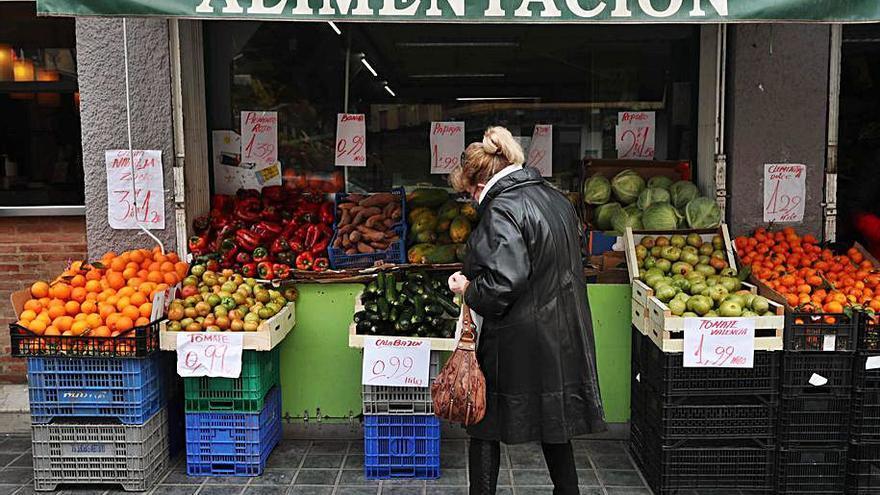 Las heladas duplican el precio de las hortalizas ante la falta de oferta
