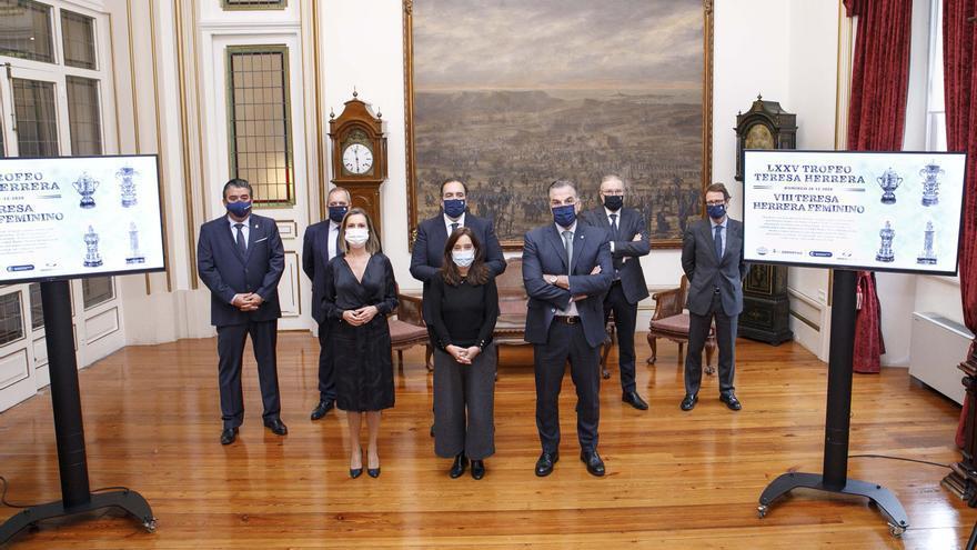 Selección de modestos y Victoria para el Teresa Herrera