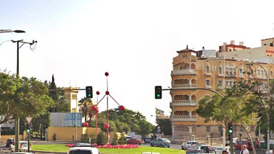 Santa Cruz planea el soterramiento de los cruces de las grandes arterias de tráfico