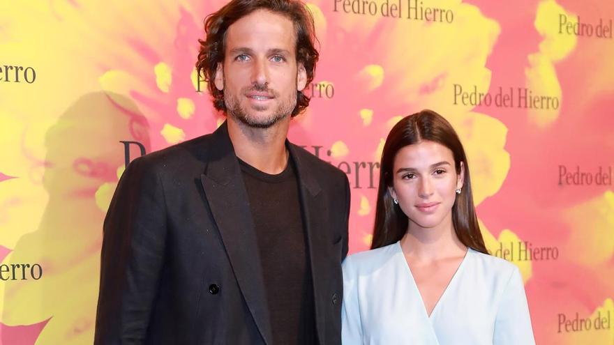 """Feliciano López y Sandra Gago cumplen el """"sueño"""" de ser padres"""