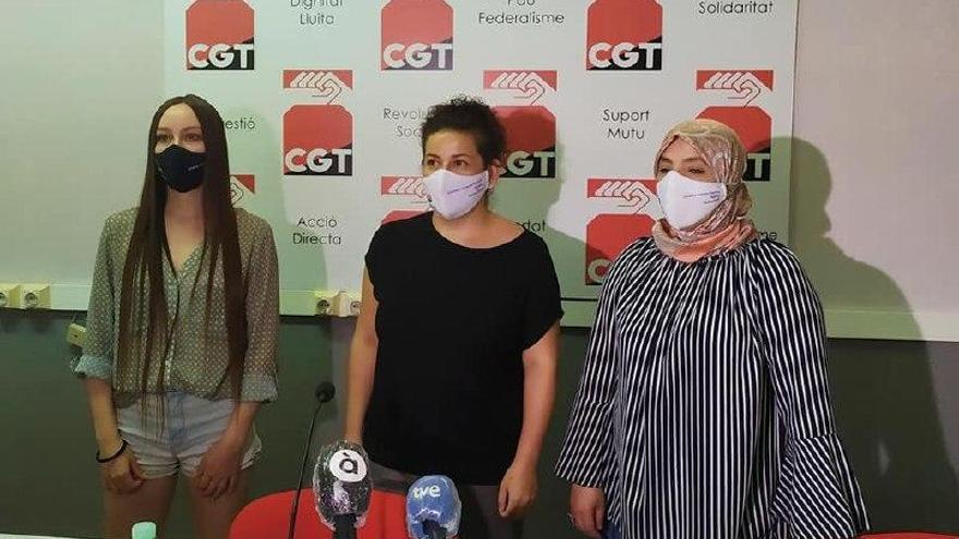 Las trabajadoras del hogar denuncian el impago de las ayudas aprobadas en marzo