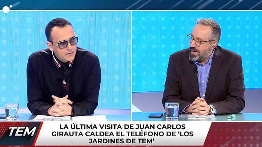 """Risto Mejide expulsa a Girauta de 'Todo es mentira' por """"insultar a la audiencia"""""""