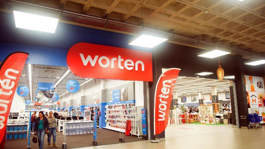 La cadena Worten abre hoy su segunda tienda en Lanzarote