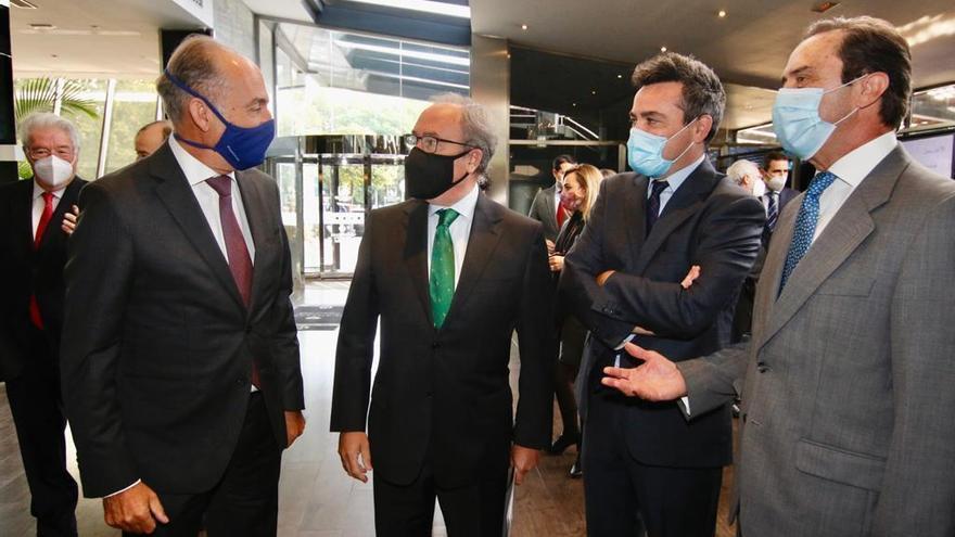 """Antonio Díaz: """"No están los tiempos para aumentar la presión fiscal, las empresas van a tomar medidas"""""""