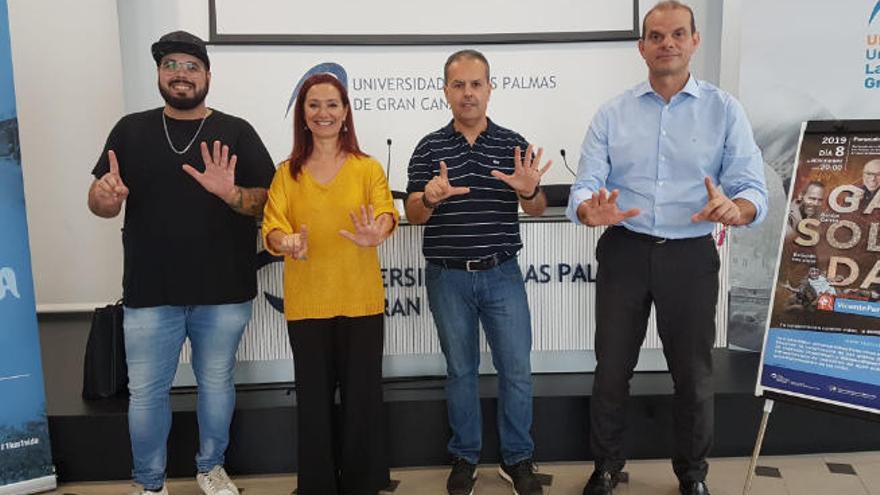 La ULPGC celebra la III gala solidaria de la Fundación Vicente Ferrer