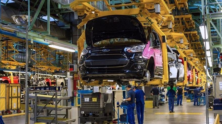 La falta de chips desploma la producción de Ford Almussafes más que la pandemia