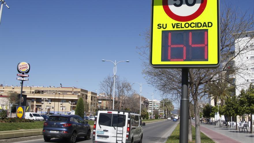 Nuevos radares informativos para controlar la velocidad en Córdoba