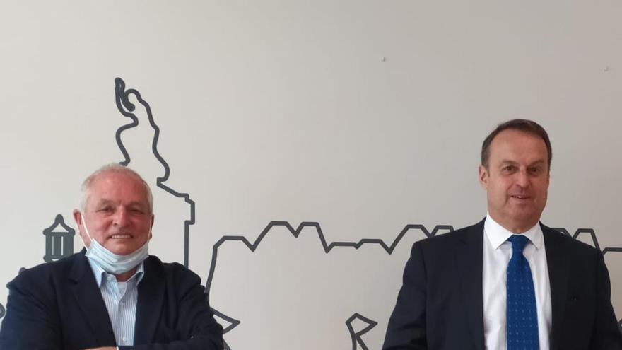 Manel Toro relleva Josep Perxas com a president del Cercle Euram de l'Empordà