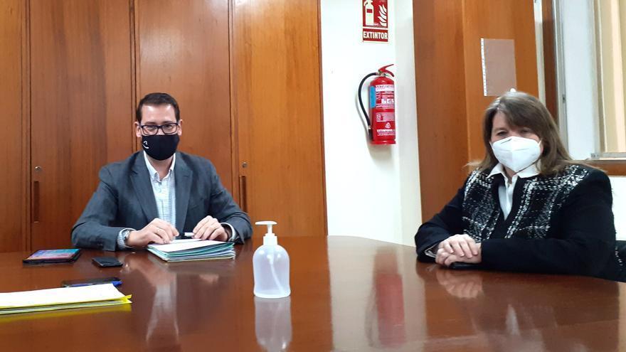 Educación propone financiar arreglos en uno de cada tres centros educativos de Alicante