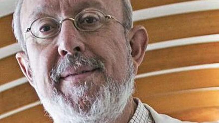 Fernando Vázquez, nuevo director del Laboratorio de Medicina del HUCA