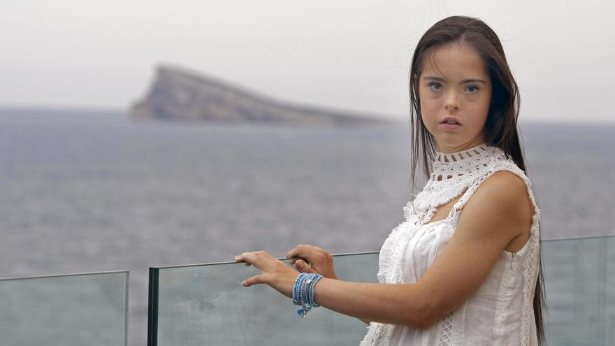El sueño de la primera modelo española con síndrome de Down que desfilará en Nueva York