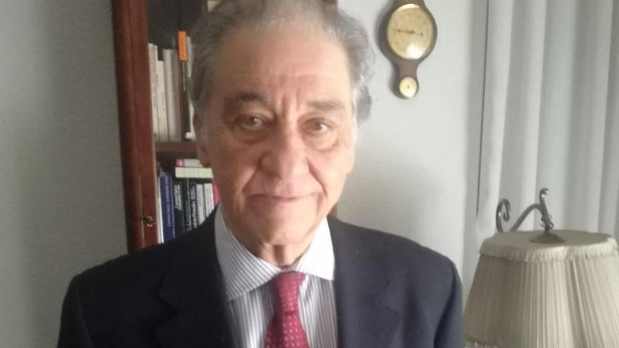 """Joaquín Asensio Ramos: """"La agroalimentaciónserá la mejor industria deEspaña junto al turismo"""""""