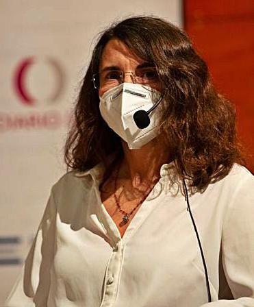 Cristina Martín.