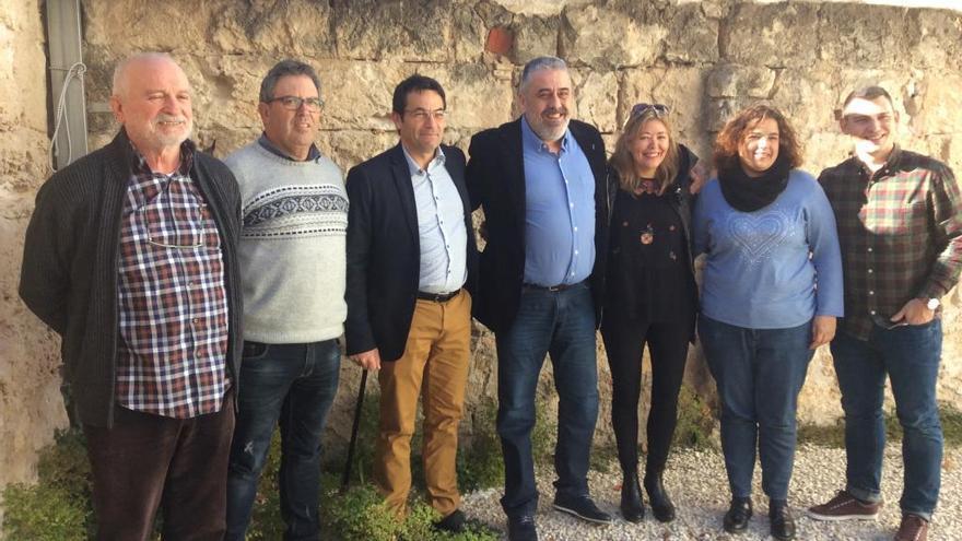 El edil de Dénia Óscar Mengual y el alcalde de Pego pugnarán por la secretaria comarcal del PSPV
