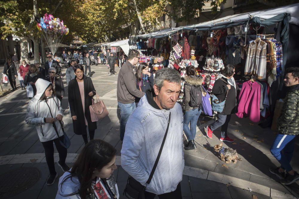 La Fira de Sant Andreu, en fotos