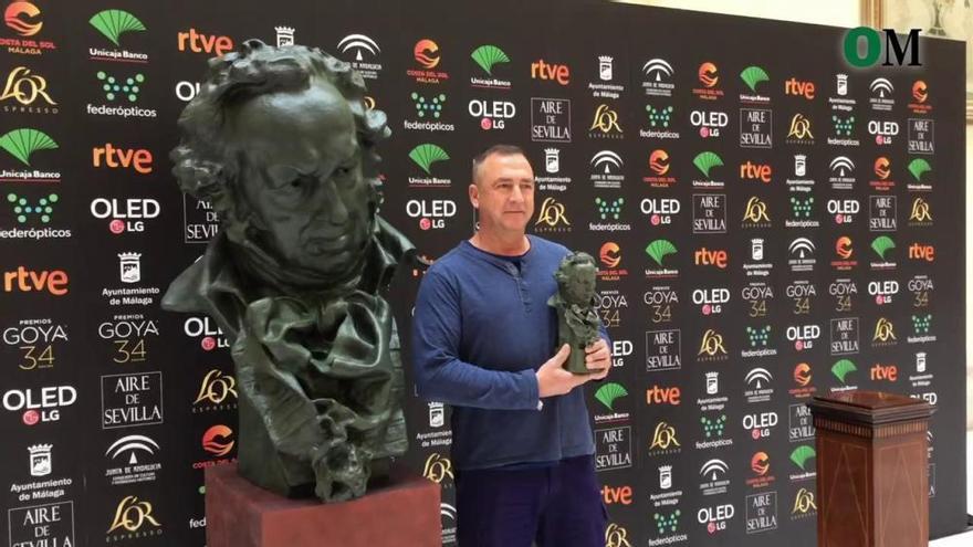 Málaga acogerá unos Goya amables y visuales