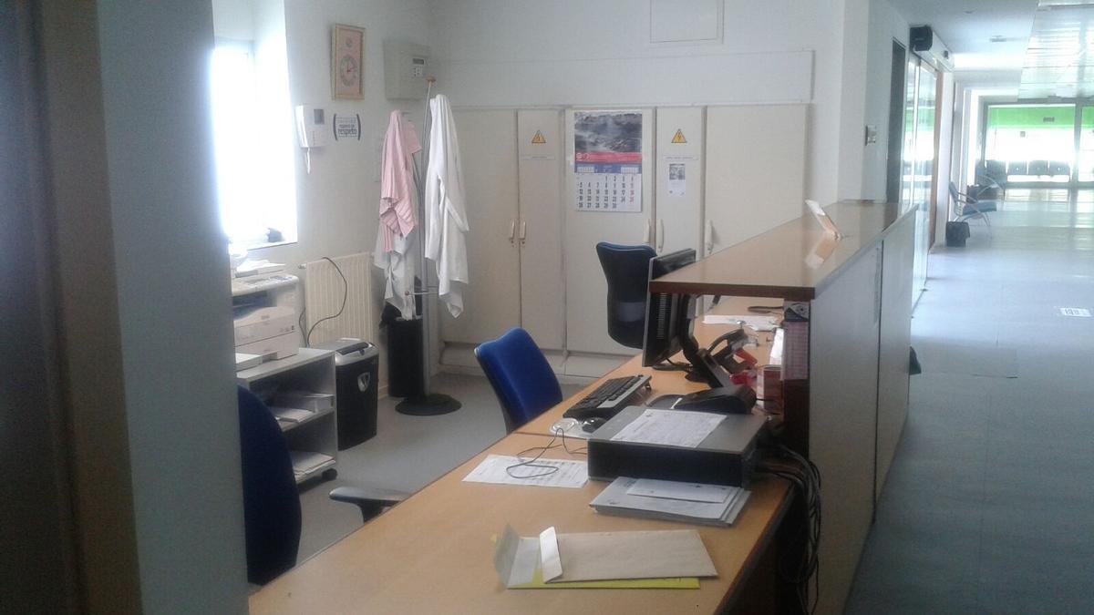 Centro de Salud de Bermillo