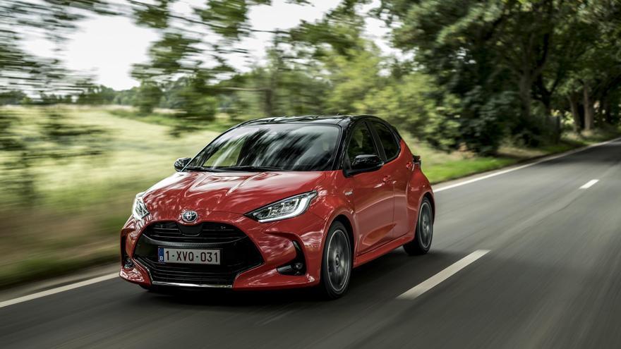 Cuarta generación del Toyota Yaris