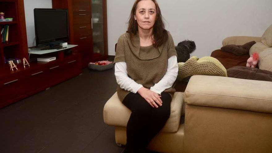 """María Diéguez: """"Vendieron mi casa a un fondo buitre, que la explotará todo lo que pueda"""""""