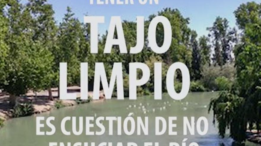 La verdad sobre la contaminación del río Tajo