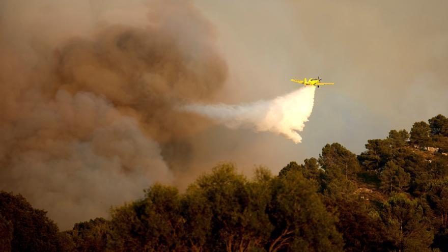 Desactivat el pla INFOCAT un cop controlats els tres grans incendis forestals del cap de setmana