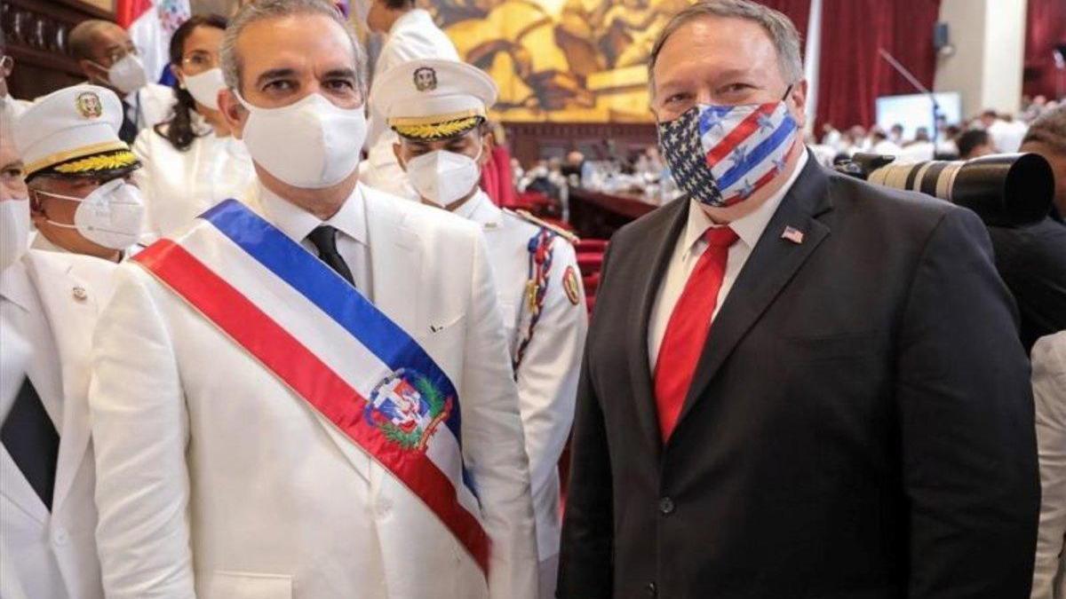 Los EEUU y la República Dominicana unen fuerzas para la transición en Venezuela