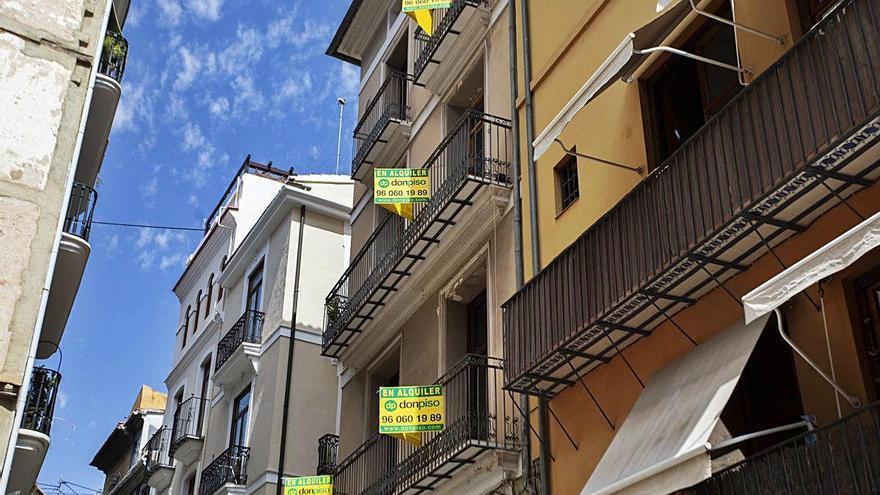 La demanda extranjera duplica el coste de los alquileres en València en 5 años