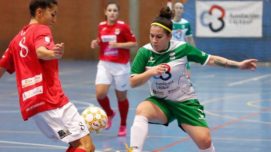 Ana Haro continuará en el Deportivo Córdoba de fútbol sala