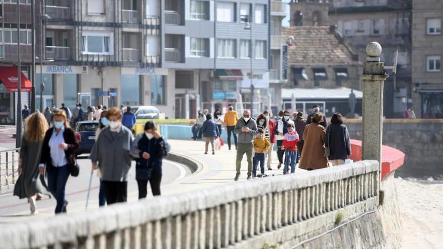 Pontevedra y O Salnés recuperan la movilidad por Galicia y también la hostelería en interior