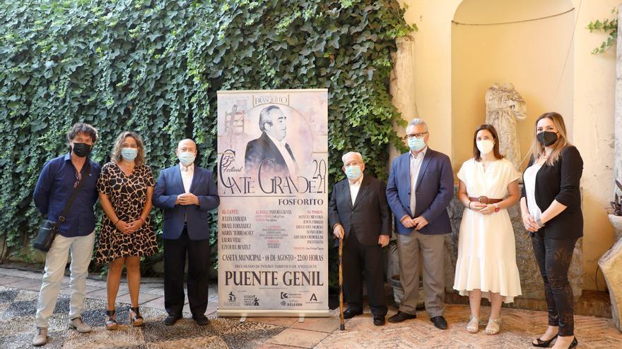 El flamenco regresará a Puente Genil en agosto