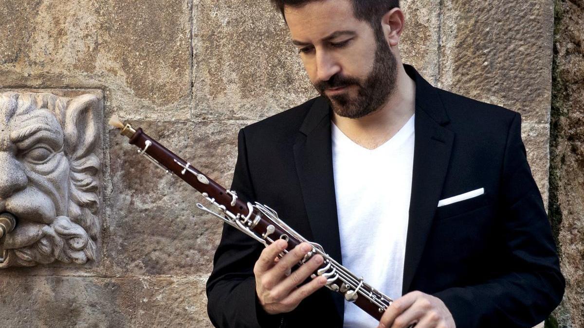 «Soc afortunat de viure de la música gràcies a la tenora»