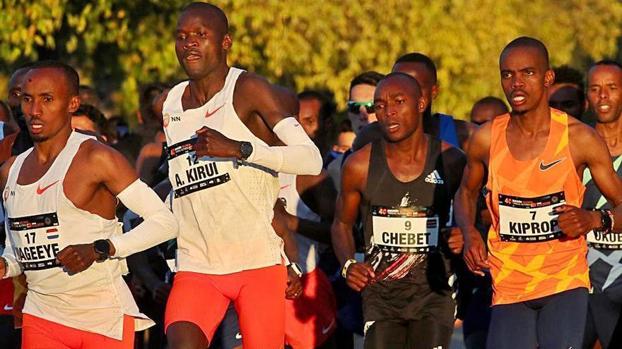 El Maratón de València mira a 2021