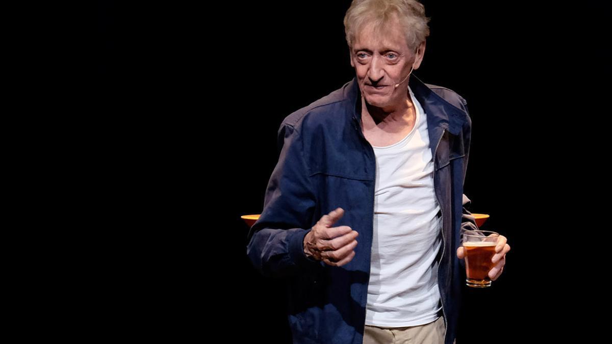 El actor fallecido Quique San Francisco.