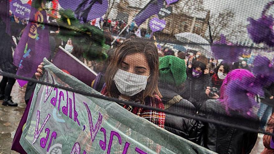 Turquia es retira del conveni europeu per a la protecció de les dones