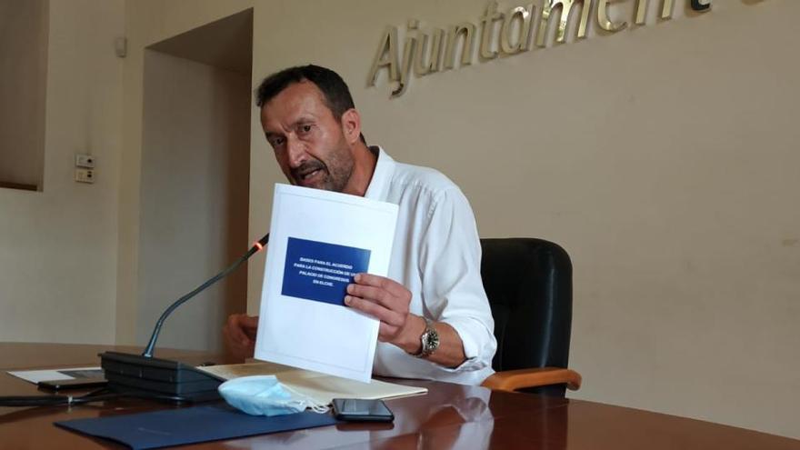 González pide a Mazón un compromiso por escrito para que las obras arranquen en dos años