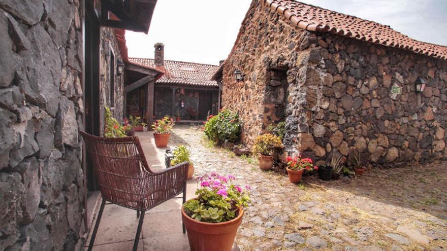 La ocupación en alojamientos rurales en Canarias para el puente de diciembre se sitúa en el 87,05%
