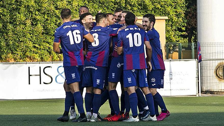 El Alzira golea al Mar Menor en el segundo partido de preparación