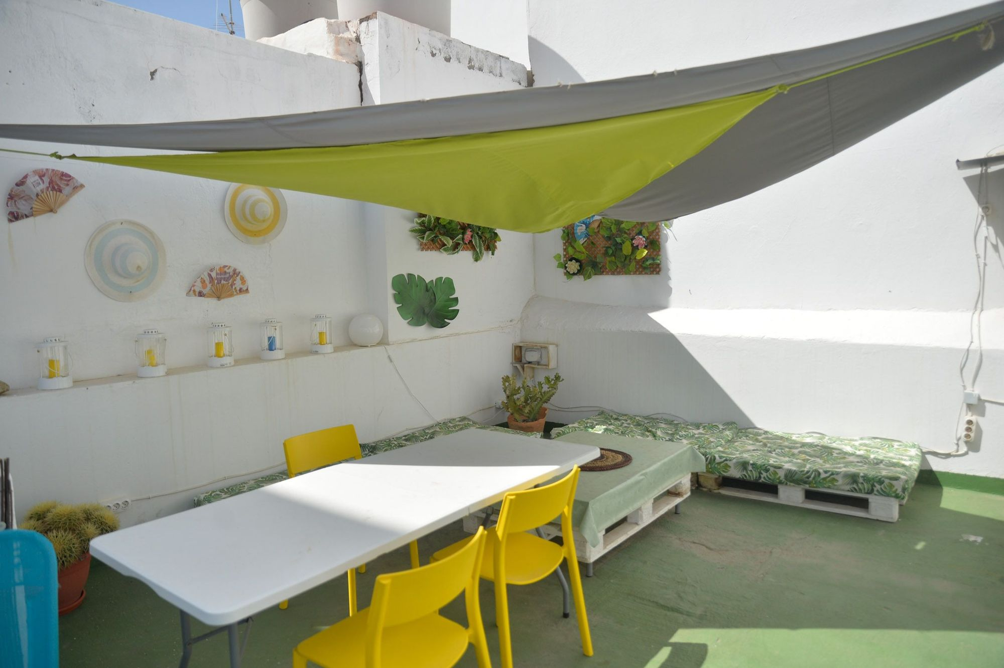 Coworking The House y Coliving Casa Canaria