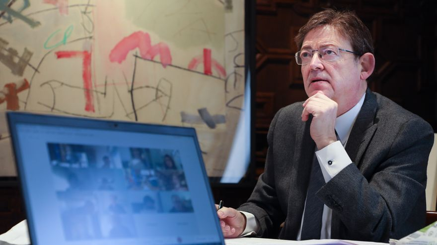 """Puig denuncia """"la contaminación de la derecha por parte de la extrema derecha"""" tras la polémica con Vox"""