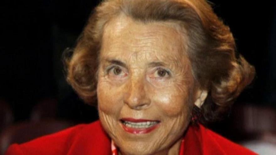 Muere Liliane Bettencourt, heredera de L'Oréal y la mujer más rica del mundo