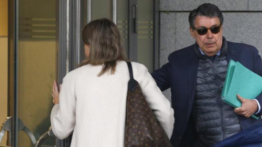 Ignacio González niega haber pedido 1 millón para financiar el PP de Madrid