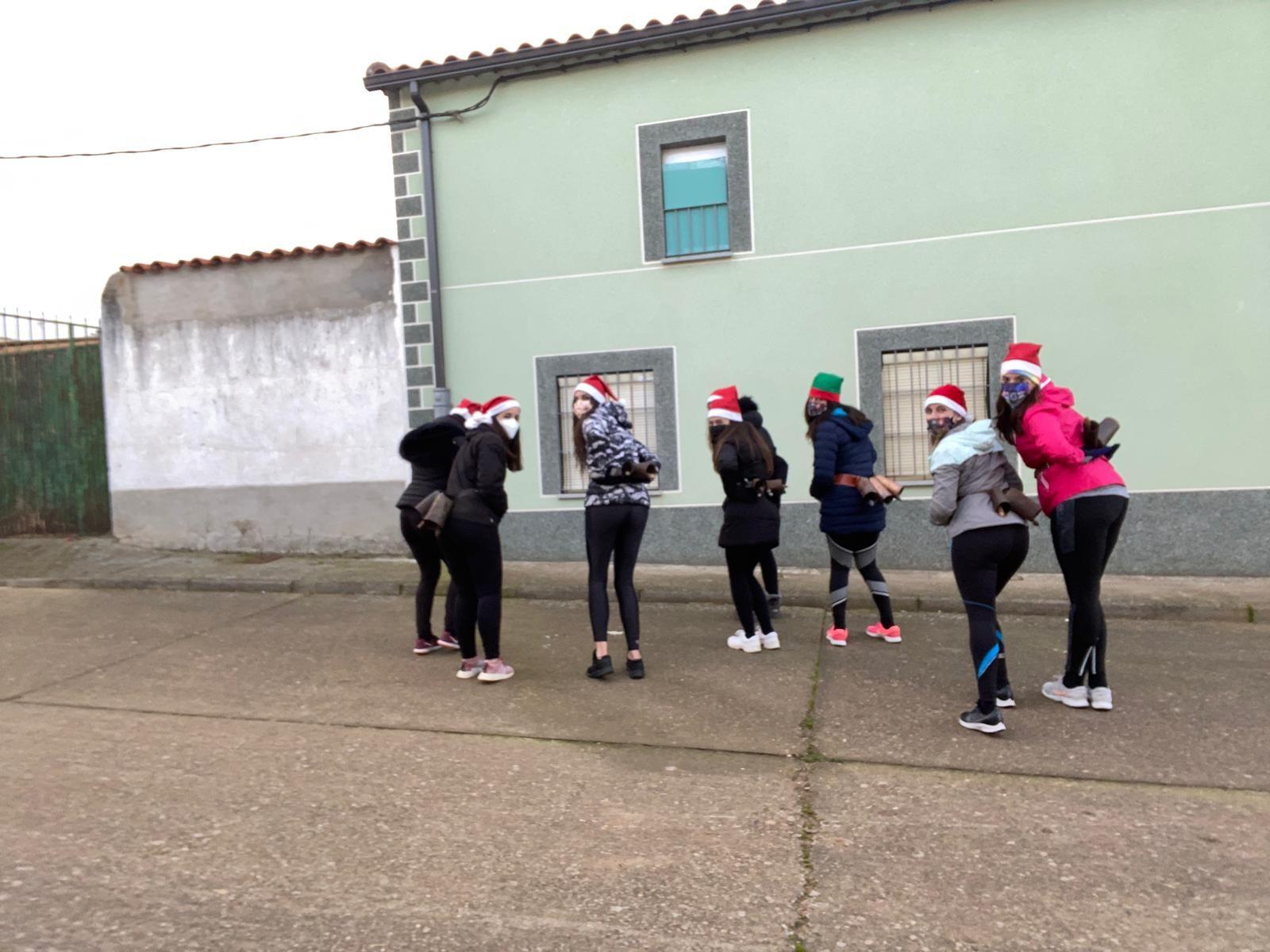 GALERÍA | A falta de Zangarrón, los cencerros suenan en Montamarta