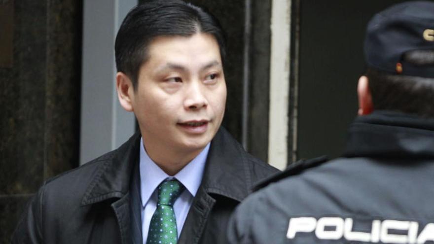 Los policías vinculados a la red de Gao Ping, absueltos