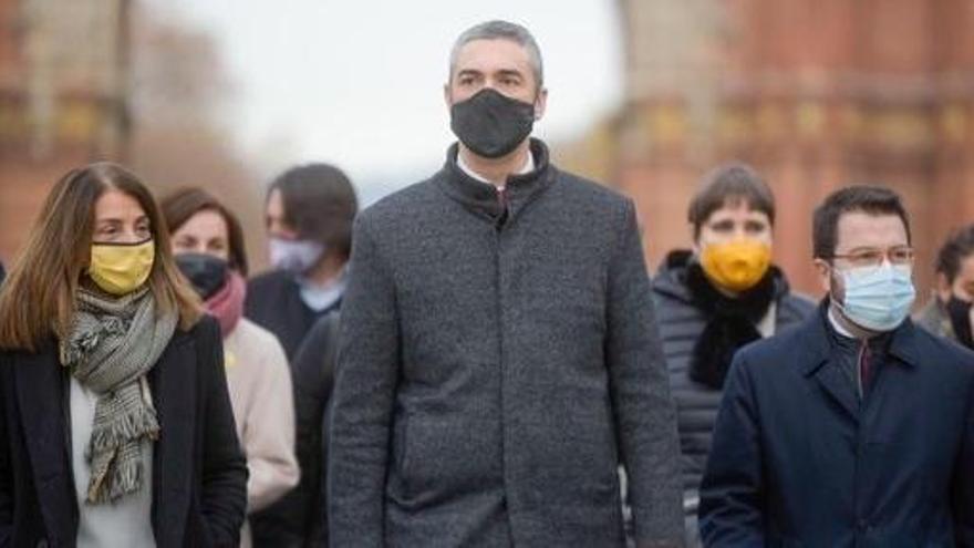 El consejero catalán de Exteriores se desvincula de la organización del 1-0