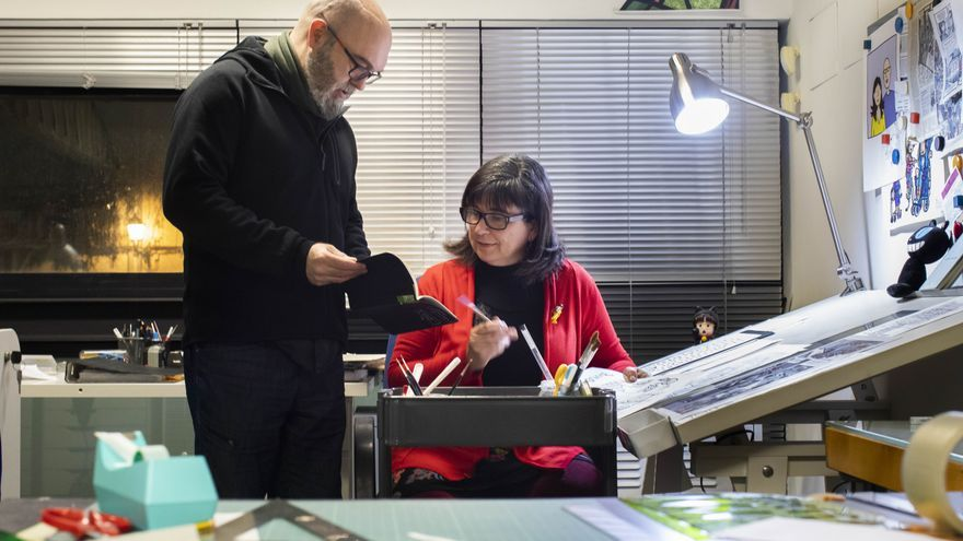 El Salón del Cómic regresa en 2022 con Cristina Durán como autora del cartel