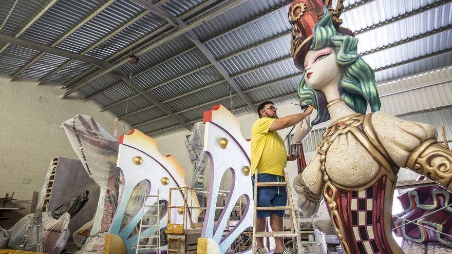 El Consell destina 7 millones a los artesanos festeros en crisis por el coronavirus