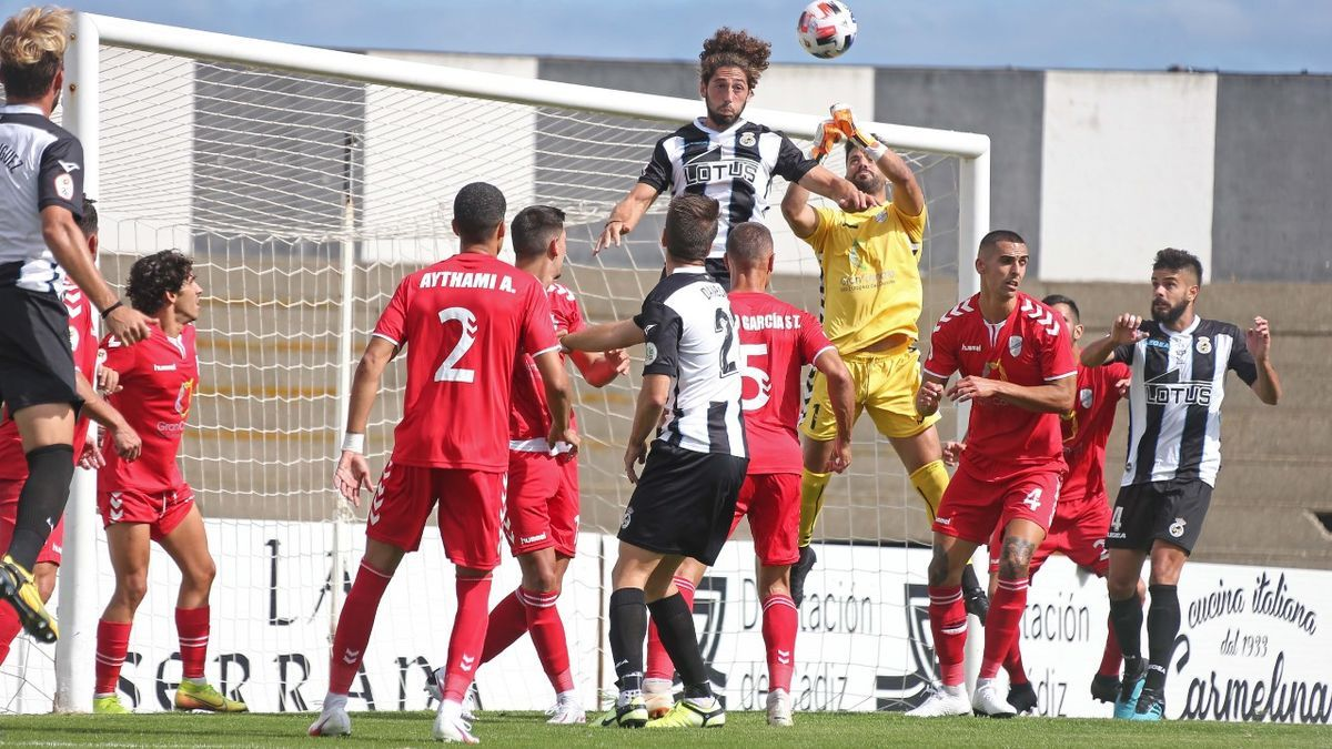 Tamaraceite draws against Linense