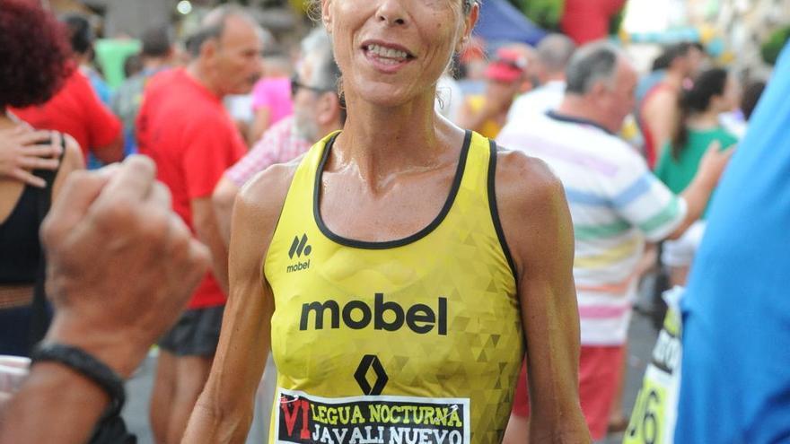 Mercedes Merino brilla en el Maratón de Sevilla