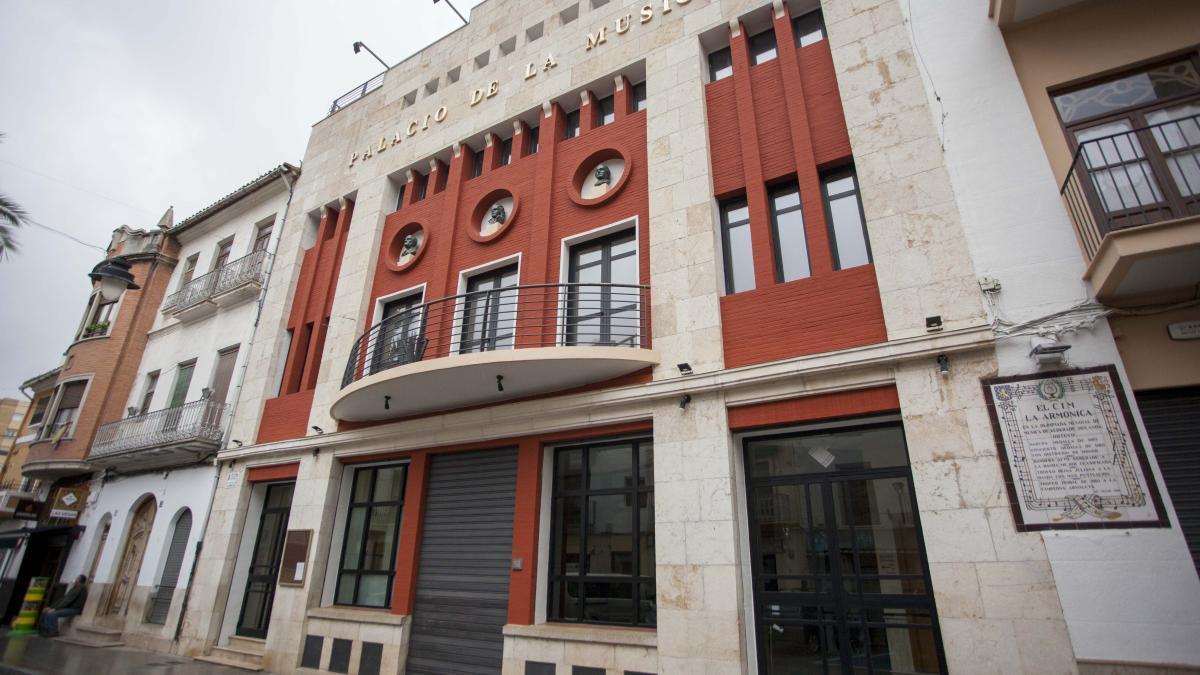 Palacio de la Música de Buñol